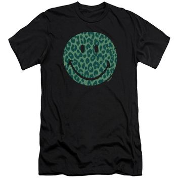 Smiley World - Purrfect Face Short Sleeve Adult 30/1
