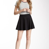 f98a3a7f7983c Abound Solid Skater Skirt (Juniors)