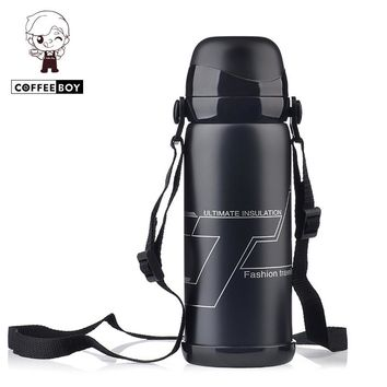 800ml big capacity best thermos bottle FDA 304 stainless steel cup mug vacuum flasks thermoses thermo termos thermocup
