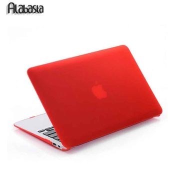 Free Shipping Alabasta Matte Case New Pro 15'' Retina New Retina 15 inch for macbook Keyboard Cover Laptop bag Fashion For A1398