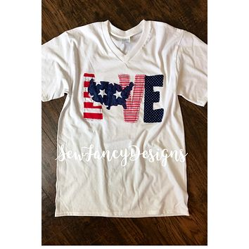 LOVE USA Shirt