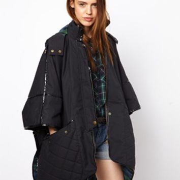 Coopers for ASOS Wax Cape