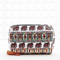 Festival Elephant Cosmetic Bag - Urban Outfitters