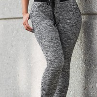 Eleanor Jogger Pants - Grey