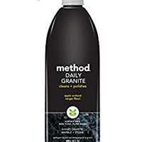 Method Naturally Derived Daily Granite Cleaner Spray, Apple Orchard, 28 Ounce