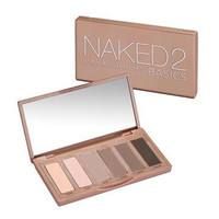 Urban Decay Naked 2 Basics Eye Shadow Palette