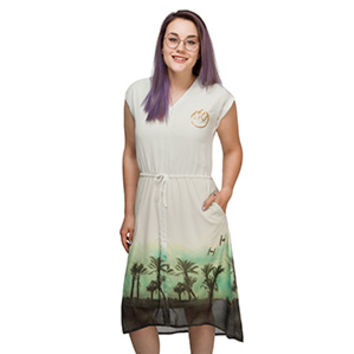 Star Wars Rebel Desert Sleeveless Dress