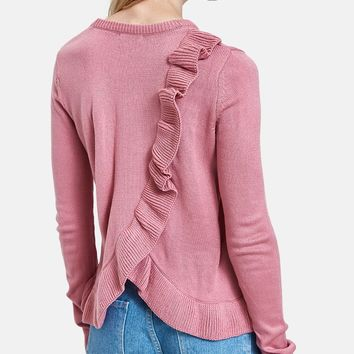 Farrow / Pat Sweater in Pink