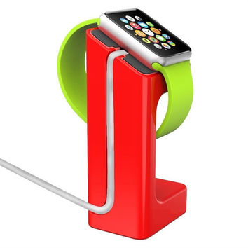 Charging Docking Stand for Apple Watch, Charging Docking Stand for Apple Watch, Watch Stand, Apple Watch, Color Apple Watch Stand