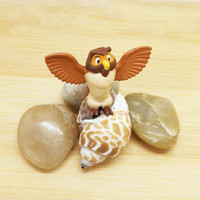 30OFF Cute 3D Open Wings Flying Owl Bird Anti Dust by Polaris798