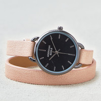 AEO Blush Wrap Watch, Gunmetal