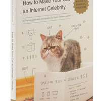 ModCloth Quirky How to Make Your Cat an Internet Celebrity