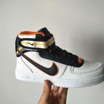"""""""Nike Air Force"""" Unisex Sport Casual High Help Shoes Sneakers Couple Plate Shoes"""