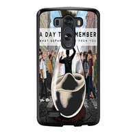 A Day To Remember Sand Watch Master LG G3 Case