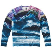 Imaginary Foundation Peaks Crew Sweatshirt - Men's at CCS