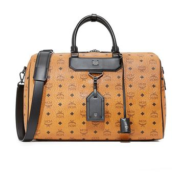 MCM Women's Nomad Medium Weekender Bag