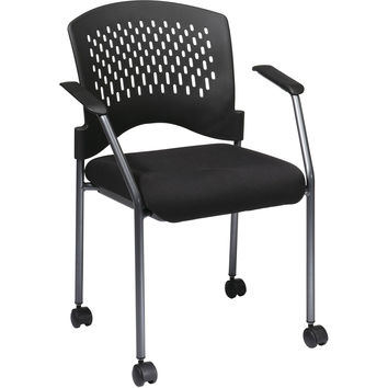 proline ii ventilated back rolling chair with freeflex fabric s - Rolling Chair