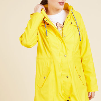 At All Showers Raincoat | Mod Retro Vintage Jackets | ModCloth.com