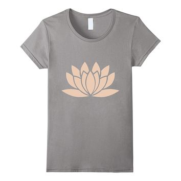 Lotus Flower Yoga Namaste Ohm t-shirt