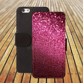 iphone 5 5s case sparkle fire red iphone 4/4s iPhone 6 6 Plus iphone 5C Wallet Case,iPhone 5 Case,Cover,Cases colorful pattern L439