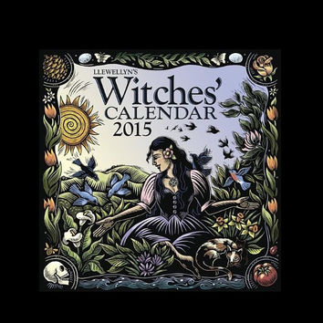 2015 Witches Calendar