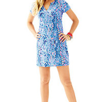 Duval Cap Sleeved T-Shirt Dress | 24158 | Lilly Pulitzer