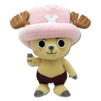 "Great Eastern One Piece - 8"" Tony Tony Chopper Plush"
