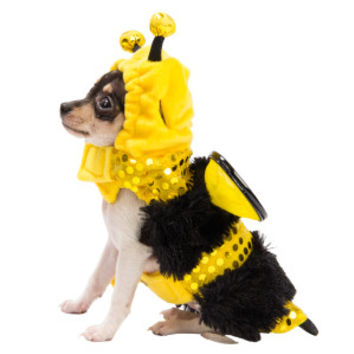 Top Paw® PetHalloween™ Bee Costume - Dog Halloween - Dog - PetSmart  sc 1 st  Wanelo & Top Paw® PetHalloween™ Bee Costume - Dog from Pet Smart