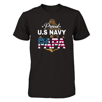 Proud US Navy Papa
