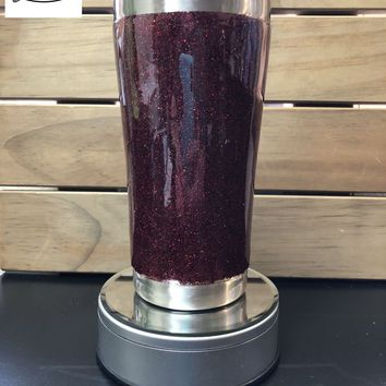 Glitter Tumbler - Bling Tumbler - One Color Tumbler -Made to Order