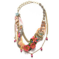 Frieda & Nellie Window To Wonderland Necklace - Polyvore