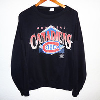 Vintage Montreal Canadiens sweater - 1994 - medium -