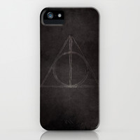 harry potter poster iPhone & iPod Case by whosyourdeddy