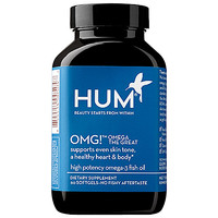 Hum Nutrition OMG!™ Omega The Great Supplements (60 Softgels)
