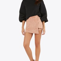 Now Or Layer Skort