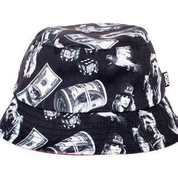 DGK Reversible Bucket Hat - one