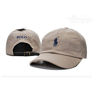 Perfect Polo Ralph Lauren Women Men Embroidery Sport Sunhat Baseball Cap Hat c6806e7c138