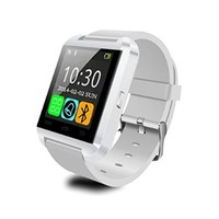 Luxsure Bluetooth Smart Watch GT08 Fit for Smartphones (U8 White)