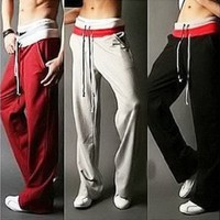 leisure Trousers-T028-1-0