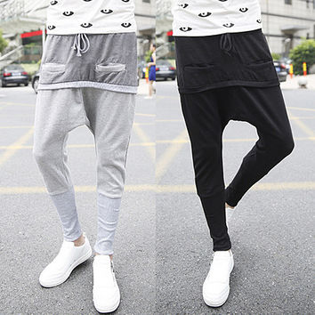 Japanese Street Fashion Style Harem Pants