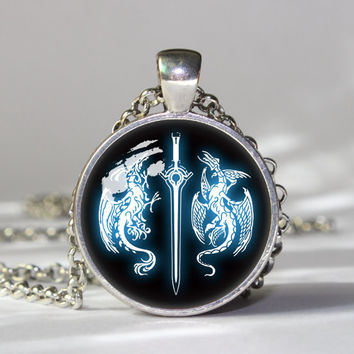Fire Emblem Awakening pendant ,Fire Emblem necklace gift gift girlfriend boyfriend gift