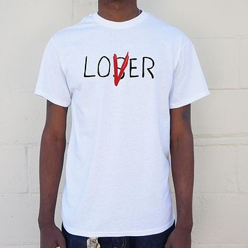 Mens Loser Lover T-Shirt