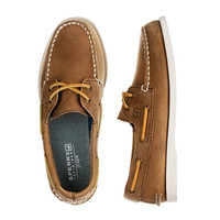 Girls Sperry For crewcuts Authentic Original Broken-In Boat Shoes
