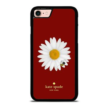 KATE SPADE FLOWER AND BEE iPhone 8 Case