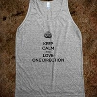 One Direction tank