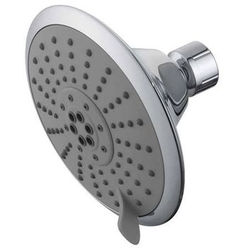 5 Setting Adjustable Showerhead, Polished Chrome-KX251