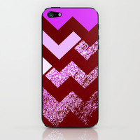 rational meets irrational iPhone & iPod Skin by Marianna Tankelevich