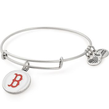 Boston Red Sox Color Infusion Charm Bangle