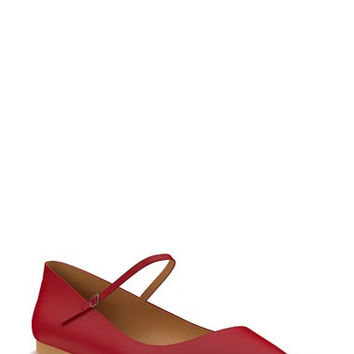 Mary Jane Flat (Women)