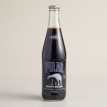 Polar Classic Root Beer Soda